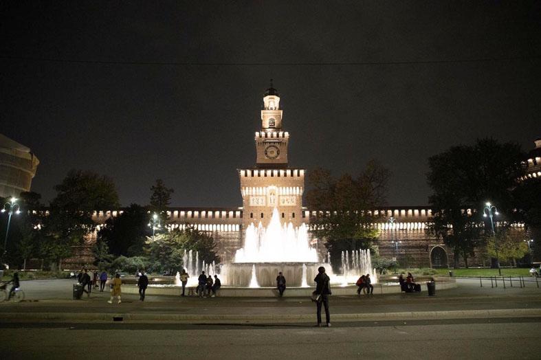 Castello Sfornisco Milano